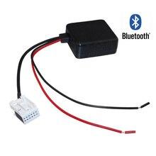 Auto Modulo Bluetooth AUX-IN Audio per BMW E60 04-10 E63 E64 E61 Radio Stereo Aux Cavo Adattatore Wireless audio