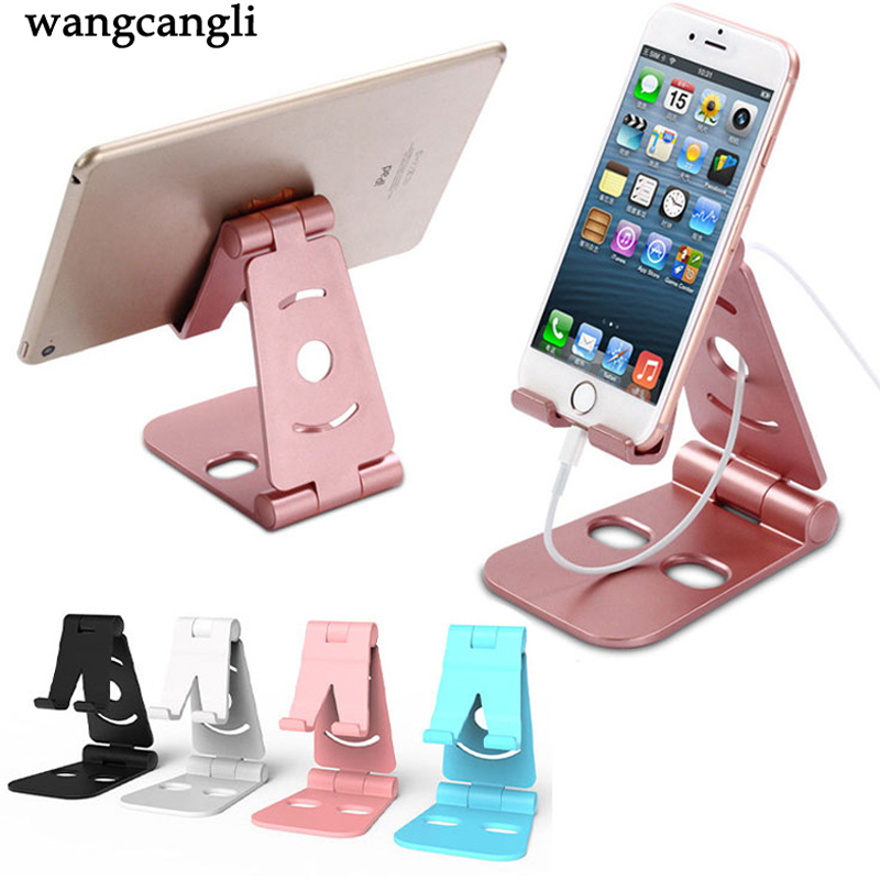 Wangcangli Mobile Phone Stand Universal Phone Holder For Hua Wei Xiao's Flexible Desktop Stand Holder