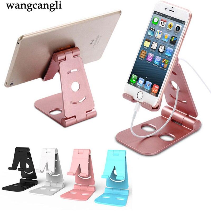 Wangcangli Mobile Phone Stand Universal Phone Holder For Hua Wei Xiao's Flexible Desktop Stand Holder
