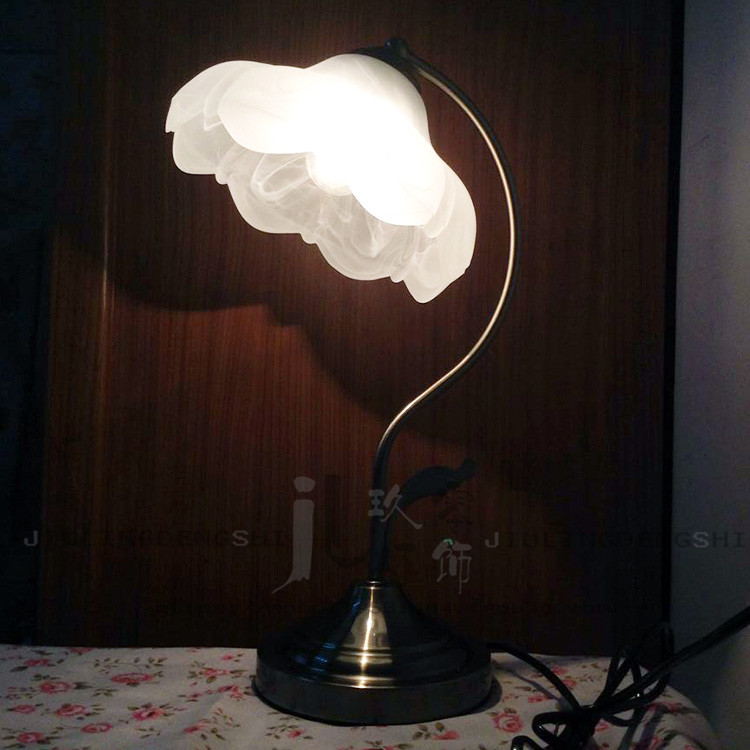 Commercial Table Lamps: Shipping Of European American Lamp Lamp Elegant Bedroom