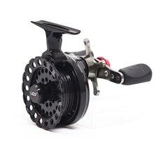 MMFC-LEO DWS60 4+ 1BB 2,6: 1 65 мм Рыболовная катушка с высокой ногой Рыболовные Катушки Рыболовные катушки колеса