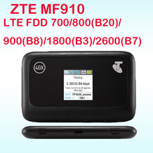 ปลดล็อก ZTE MF910 LTE 4 กรัม WIFI Router 4 กรัม wifi dongle Hotspot Router (China)