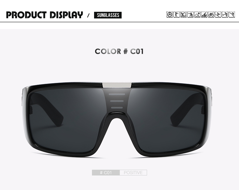 3106dcfda8 DUBERY Dragon Sunglasses Men s Retro Male Goggle Sun Glasses For Men ...