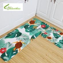 Soft Rugs Tropical Plants Flamingo Carpet Mats Bedroom Non-Slip Floor Mats Hallway Area Rug for Living Room Kitchen  Tapete Rug цена 2017