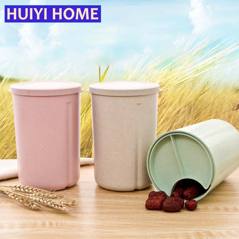 aliexpress : buy huiyi home grain storage bottle 3 layers pro