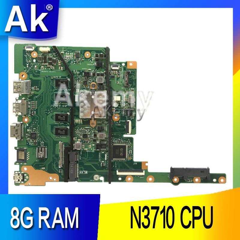 AK E402SA E502SA Laptop motherboard for ASUS E402SA E502SA E402S E502S E402 E502 Test original mianboard 8G RAM N3710 CPUAK E402SA E502SA Laptop motherboard for ASUS E402SA E502SA E402S E502S E402 E502 Test original mianboard 8G RAM N3710 CPU