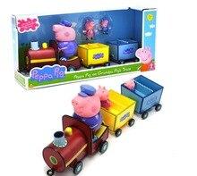 El tren del abuelo de Peppa Pig