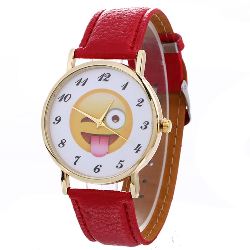 Neutral Leather Women S Fashion Watches