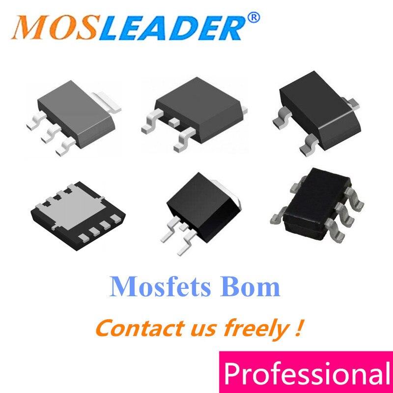 Mosleader Mosfet composants liste Composants bom Haute qualité S'il Vous Plaît contacter le service client pour ajuster le prix