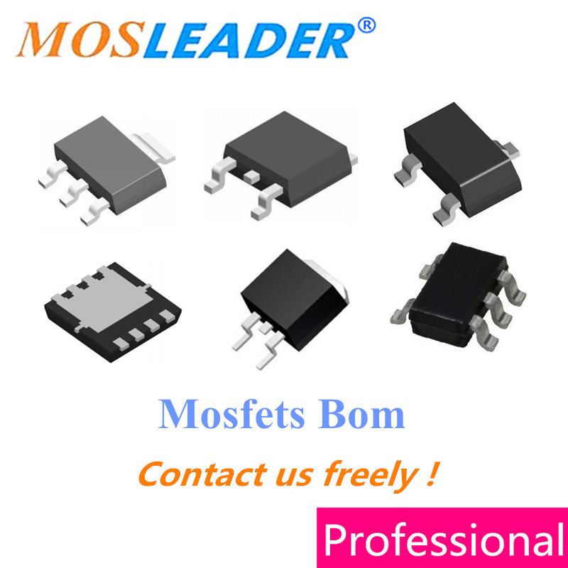 Mosleader Mosfets components list Components bom High quality Please contact customer service to adjust the price 1366 the price is not set please contact customer service to consult the exact price