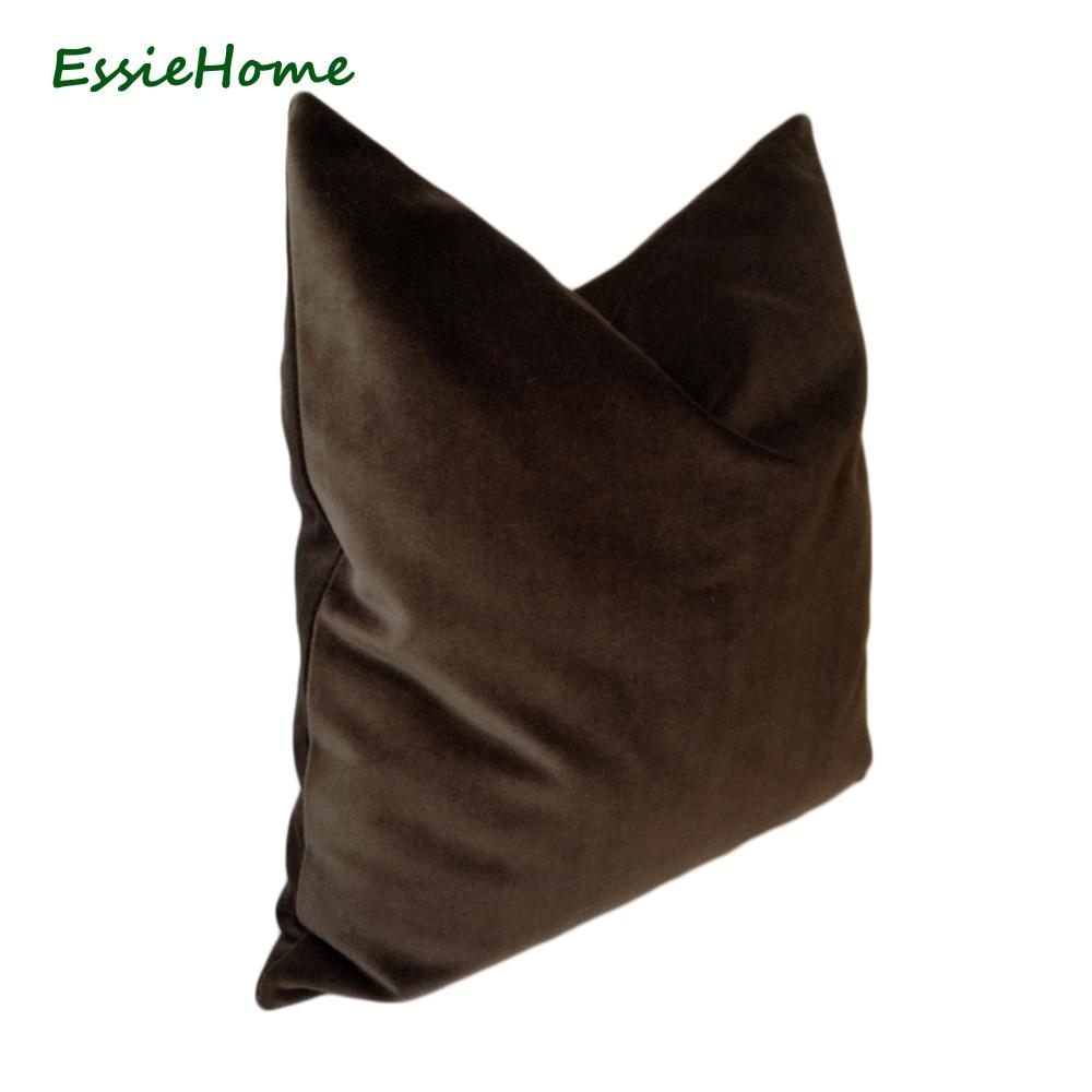 ESSIE HOME Πολυτελή Βαμβάκι Ματ Βελούδινη - Αρχική υφάσματα - Φωτογραφία 2