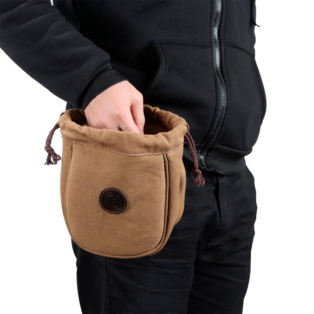 Tourboni jahikollektsiooni kottide lõuend lõuend ja nahkkattega - Jahindus - Foto 1