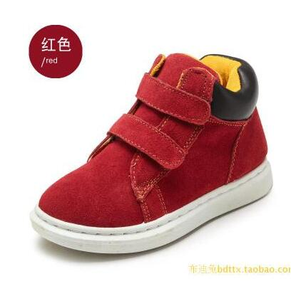 18c6a8998b0 Crianças De Borracha Botas de inverno Novas Crianças Sapatos Da Moda Para  Meninas Tênis Menino Sapato Infantil Crianças Botas de Couro Genuíno em  Sapatos ...