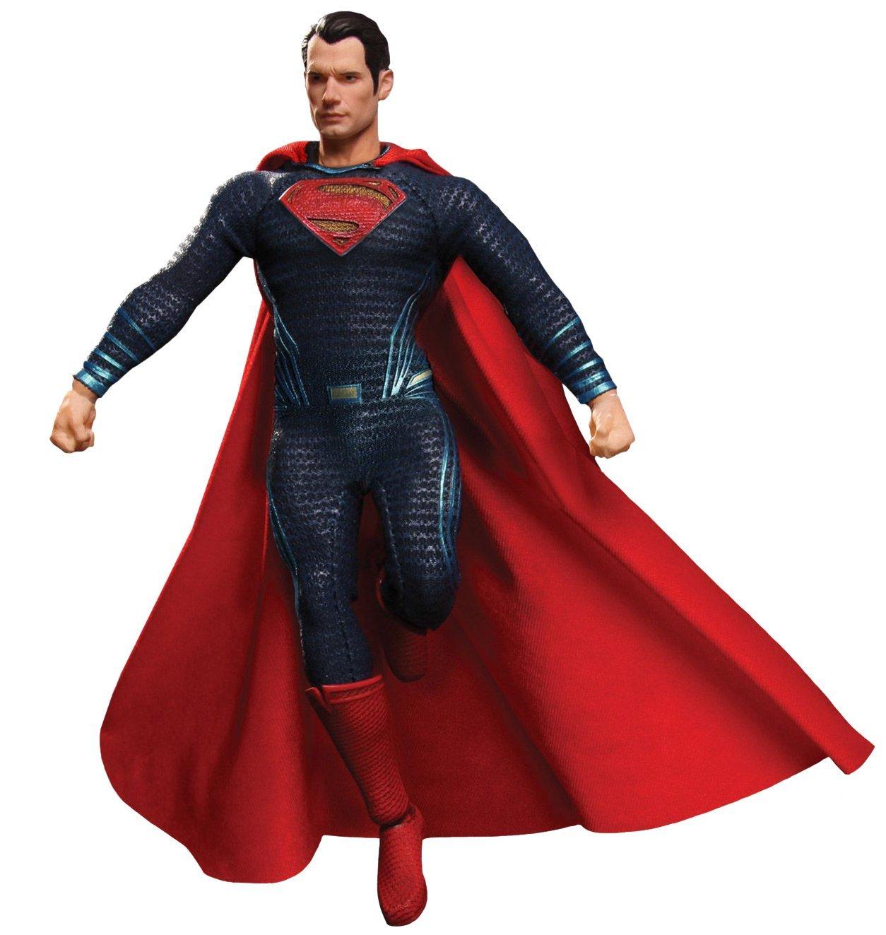 Batman vs. Superman One:12 Collective Superman 6.5 Action Figure superman vs zod