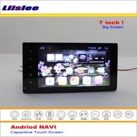 Car Android GPS Navigation System For Ipsum Avensis Verso Picnic SportsVan 2001 2009 Radio Audio Multimedia