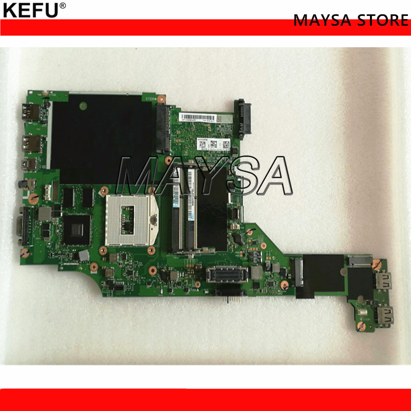 KEFU VILT2 NM-A131 Rev 1.0 for lenovo thinkpad T440P Laptop motherboard DDR3L FRU 00HM991 00HM981 Intel HM87 GT730M стоимость