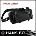 Free Shipping!!! 2014 Brand New Black Waist Bag Motorcycle Motorbike Waist Bag Pocket Wallet Outdoors Bag Convenient HANS B 3