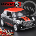 Horses 1:28 PACEMAN SUV city Double alloy model four door acousto-optic toy