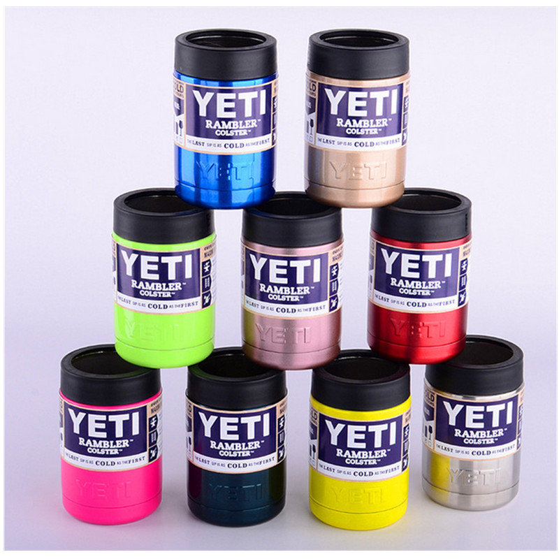 <font><b>Yeti</b></font> <font><b>cups</b></font> mugs <font><b>12</b></font> oz 300ml <font><b>Cups</b></font> mugs <font><b>Tumbler</b></font> <font><b>Rambler</b></font> <font><b>Cups</b></font> <font><b>colorful</b></font> Double Stainless Steel for Tea Travel coffee beer <font><b>cups</b></font> mugs