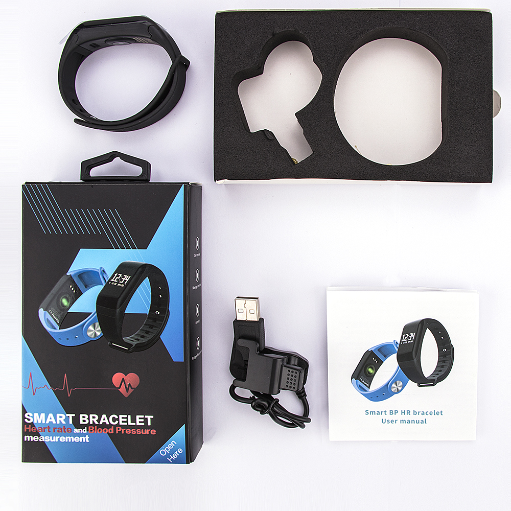 Wearpai Wp103 Bluetooth Smart Bracelet Heart Rate Monitor Ip67 Sport