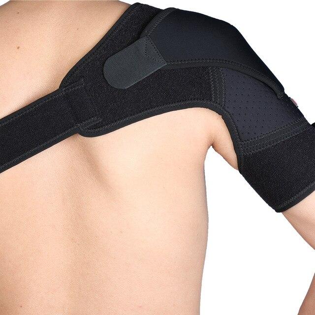 Support d paule ajustable Support d paule avec coussin de pression pr vention des blessures protection
