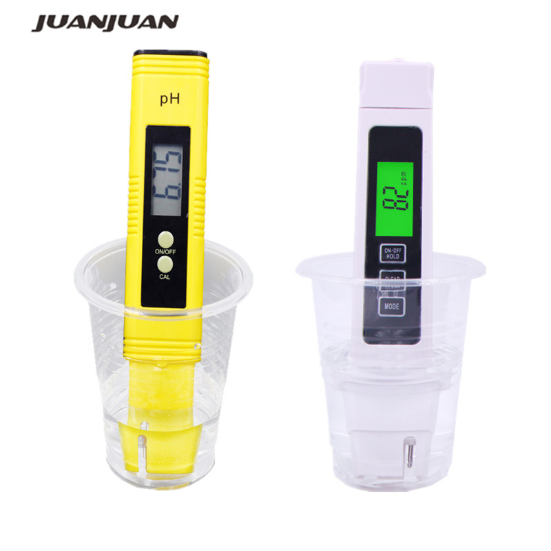 Digital pH Meter and Tester with Large Screen TDS Tester Meter for Water Quality 3-in-1 Accurate(TDS,EC,Temperature), 0-9990 ppmDigital pH Meter and Tester with Large Screen TDS Tester Meter for Water Quality 3-in-1 Accurate(TDS,EC,Temperature), 0-9990 ppm