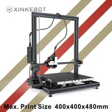 CES Exhibition XINKEBOT ORCA2 Cygnus Auto Leveling Desktop 3D Printer Large Building Area of 400*400*480mm