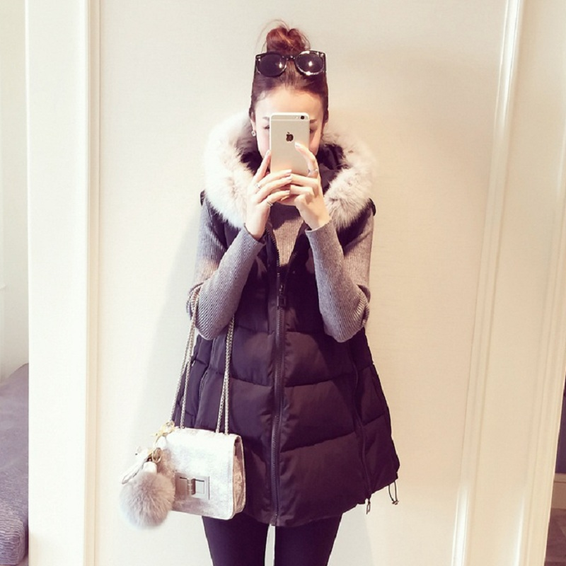 New Winter maternity vests women s vests down jacket warm coat maternity clothing outerwear pregnant vest