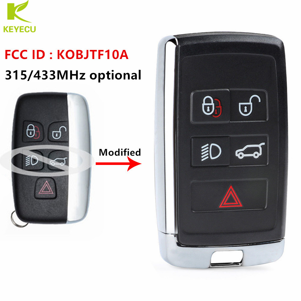Remote Entry System Kits New Replacement Uncut Key Insert Emergency Blade For Jaguar KR55WK45694 Dash Cams, Alarms & Security