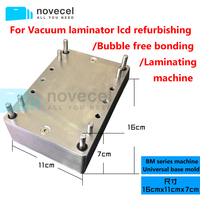 Base Mold Mould For Bubble Free Bonding Laminating Vacuum Laminator Lcd Refurbishing Machine For All Kinds