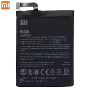 Image 3 - Оригинальный сменный аккумулятор Xiao Mi BM39, 3250 мАч, высокая емкость, высокое качество, для Xiaomi Mi 6 Mi6 + Бесплатные инструменты