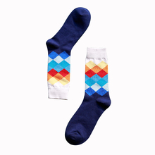 Multicolor men socks