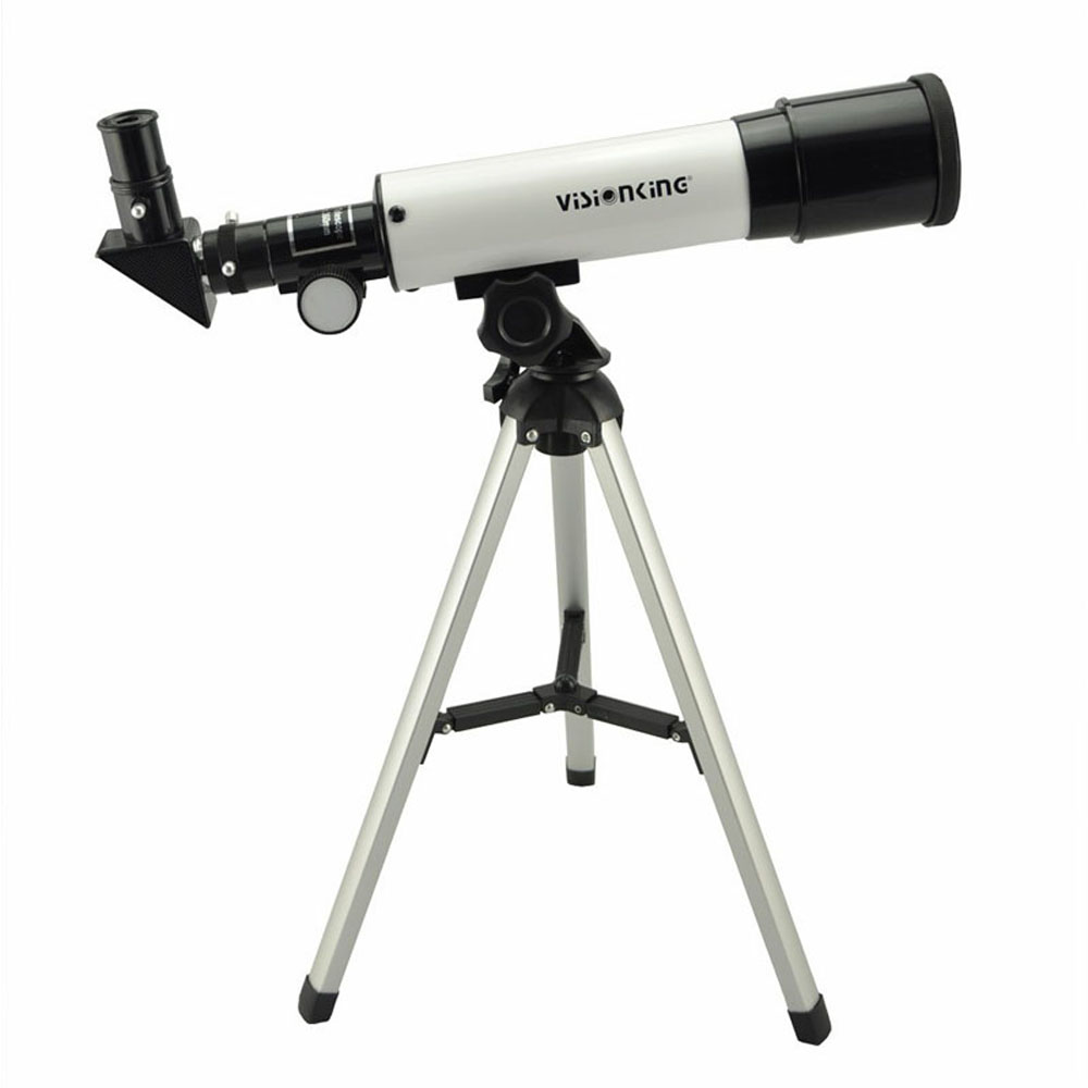 Image 3 - Visionking Refraction 360X50 Astronomical Telescope With Portable Tripod Sky Monocular Telescopio Space Observation Scope Gift-in Monocular/Binoculars from Sports & Entertainment
