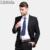 (Casacos + Calças) 2015 Homens Novos da Chegada Prevista Terno Superior Três Botões Slim Fit Tuxedo Marca de Moda Vestido de Noiva Traje Blazer B067