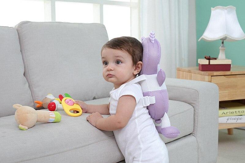 criança travesseiro bebê pescoço bonito asas enfermagem gota resistência almofada