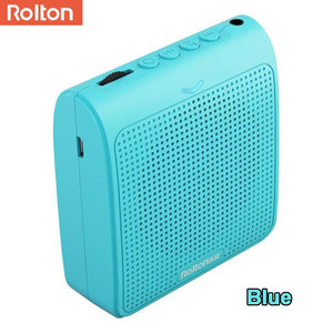 Image 5 - K100 Portatile Mini Audio Altoparlante Portatile Amplificatore di Voce Naturale Stereo Audio del Microfono Altoparlante per il Tour Guida Discorso