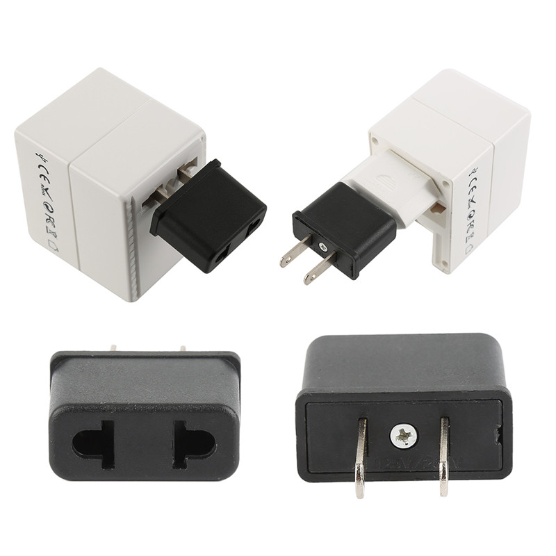 Universal Portable Outlet Plug Regulatory Adapter Power Electrical Socket Travel Converter Charger Car Accessories Dropshipping