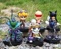 Novo jogo pvc L tamanho Q action figure modelo toy coleção Thresh Lee Sin Ezreal Teemo Amumu Ahri brinquedos juguetes hot