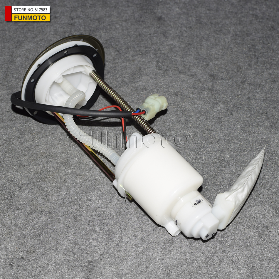 fuel pump of cfmoto motorcycle  JETMAX 250 250-6 fuel pump assembly parts number is  806A-150900 radiator cooling system for cfmoto cf250 t5 v5 parts number is 8050 180400