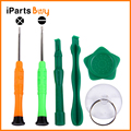 iPartsBuy for Samsung 6 in 1 Professional Screwdriver Repair Open Tool Kit