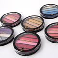 MISS ROSE Brand Cosmetics 5 Colors Shimmer Eye Shadow Makeup Palette Light Eyeshadow Long-lasting Make Up 7001-065MT