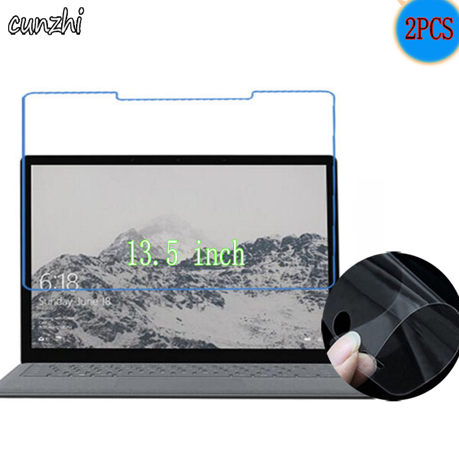 Tablet Accessories Practical Clear Soft Ultra Slim Screen Protectors For Microsoft Surface Laptop 13.5inch Tablet Protective Film