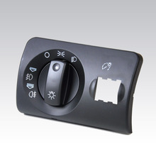 4B1941531E 4B1 941 531E 5PR Headlight Fog Lamp Control Switch Repair Kit Cover for AUDI A6 Allroad Quattro RS6 2003 2004 2005