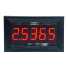 цена на DC 0-5.0000mA (5mA) Digital Ammeter 5-digits Current Meter Panel Guage 0.36 inch