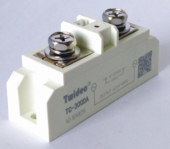 TC-300DA DBC Substrate Solid State Relay 300A