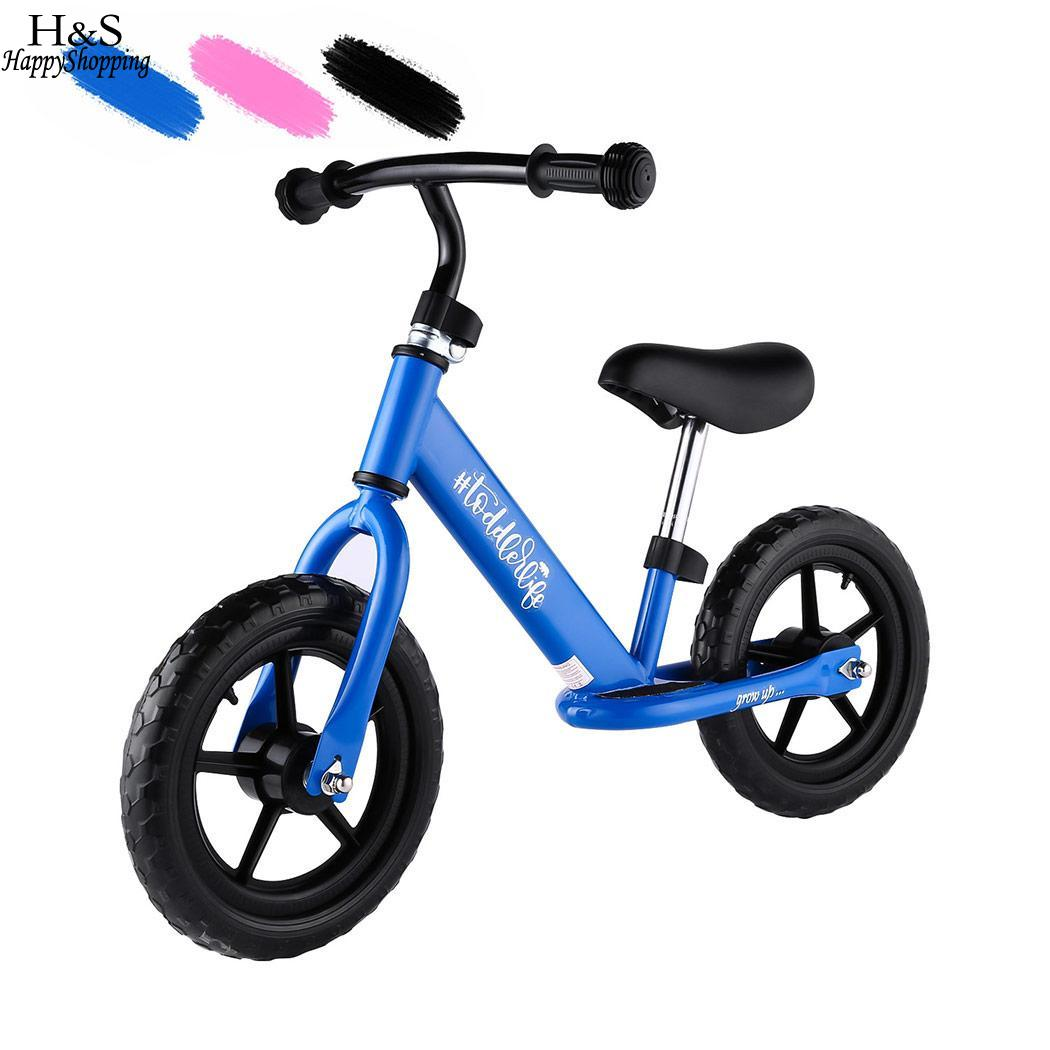 Walker Baby Balance Bikes Bicycle Children Toddler No Foot Pedal New Bike