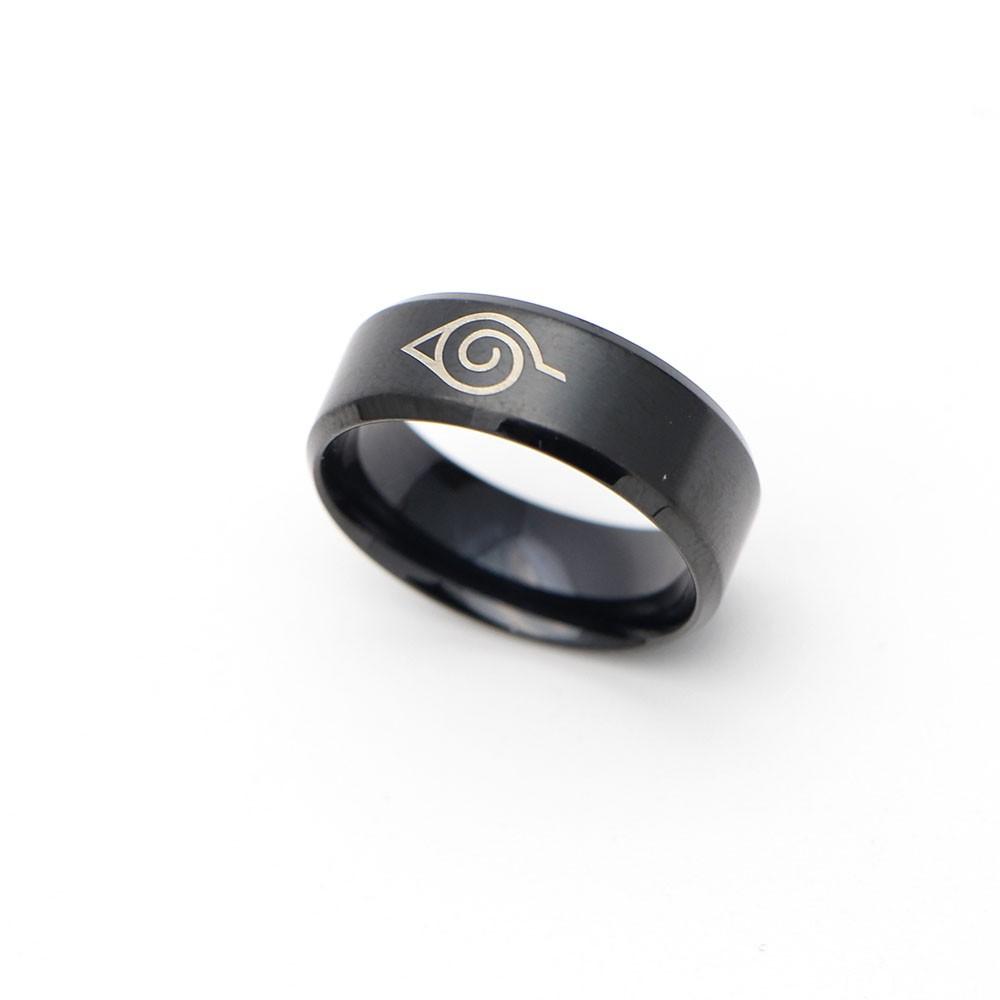 Konoha Symbol Rings 7