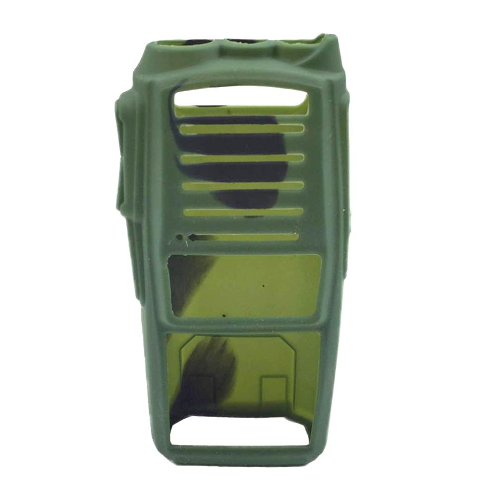 Silicone Handheld Soft Case Protective Cover For Baofeng UV82 Radio Walkie Talkie
