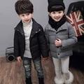 2016 Hot Sale Baby Girls Boys Winter Coat Long Sleeve Boys Winter Jacket WindProof Children Kids Winter Jacket 2 to 7 Years