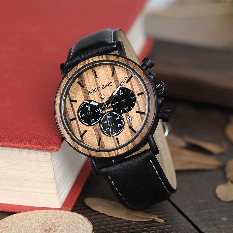 relógio de quartzo presentes ideais item masculino relogio C-P09-2